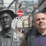 ci siamo incontrati a Trieste nel marzo 2014